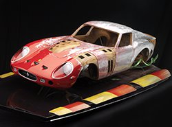Ferrari 250 GTO Automotive Sculpture
