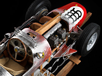 Ferrari 500F2 Automotive Sculpture