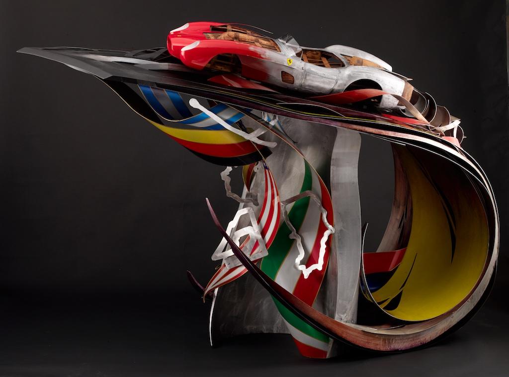 Ferrari Enzo Automotive Sculpture